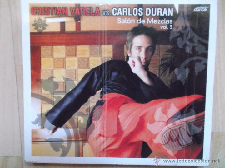 CDs de Música: CRISTIAN VARELA VS CARLOS DURAN - Foto 4 - 49559993