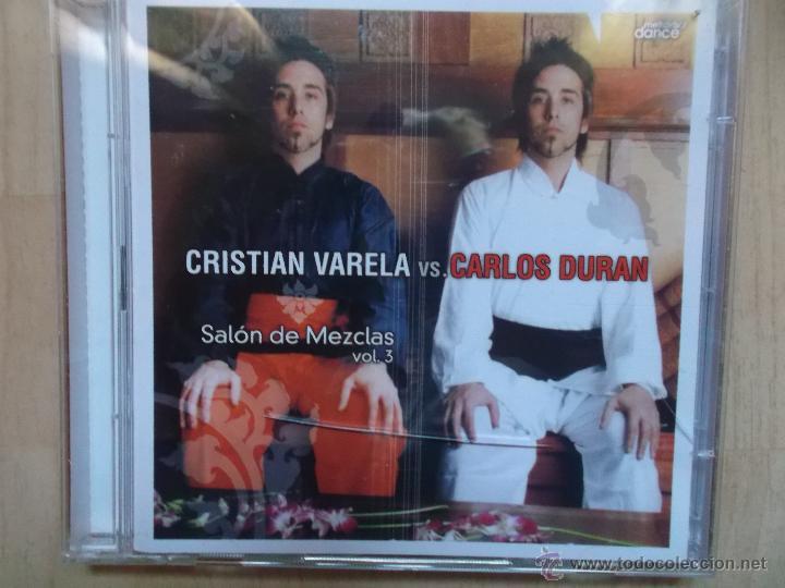 CDs de Música: CRISTIAN VARELA VS CARLOS DURAN - Foto 5 - 49559993
