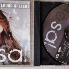 CD de Música: LAURA GALLEGO(CASTILLOS DE SAL). Lote 49569981