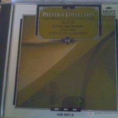 CDs de Música: BACH - LA PASIÓN SEGÚN SAN MATEO ARIAS Y COROS. Lote 49598465