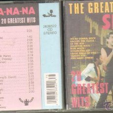 CDs de Música: THE GREAT ROCKERS OF SHA-NA-NA. CD-ROCK-213. Lote 49619895