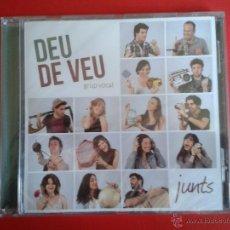 CDs de Música - cd nuevo precintado Deu de veu Junts grup vocal grupo campeón Oh happy day TV3 Televisión TV - 49620596