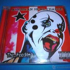CDs de Música: AMERICAN HEAD CHARGE THE FEEDING - PRECINTADA. Lote 49627340