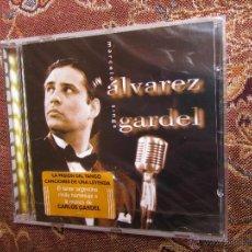 CDs de Música: MARCELO ALVAREZ SINGS GARDEL- 13 TEMAS- DUETO CON CARLOS GARDEL EN EL 34- DEL 2000- PLASTIFICADO. Lote 49655275
