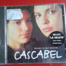 CDs de Música: CD NUEVO PRECINTADO BSO BANDA SONORA ORIGINAL CINE ESPAÑOL CASCABEL SOUNDTRACK SPANISH CINEMA OST. Lote 49657809
