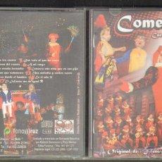 CDs de Música: CORO COMEDIANTES. CARNAVAL 2006. CD-VARIOS-927. Lote 107195563