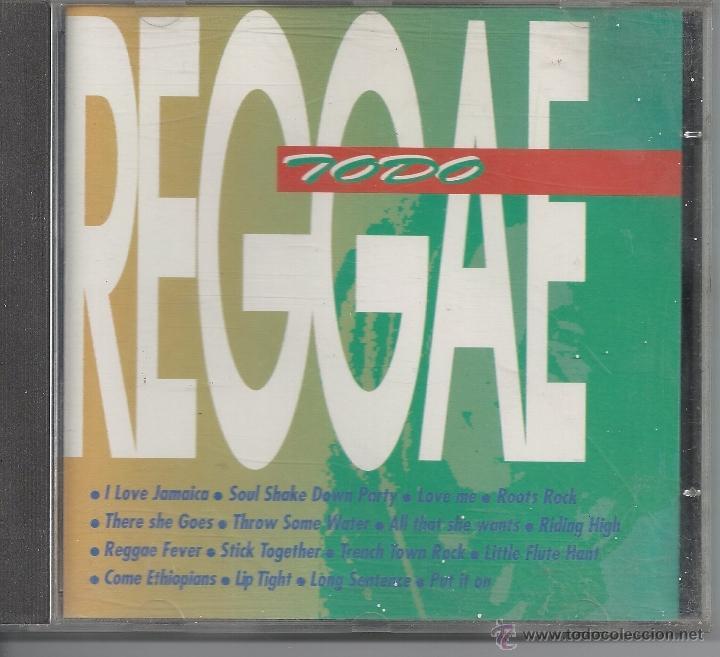 TODO REGGAE (Música - CD's Reggae)