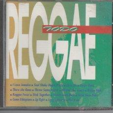 CDs de Música: TODO REGGAE. Lote 49694848