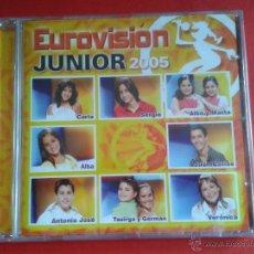 CDs de Música: CD NUEVO PRECINTADO EUROVISIÓN JUNIOR EUROVISION 2005 (LEER ANUNCIO). Lote 49699965