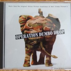 CDs de Música: OPERATION DUMBO DROP (DAVID NEWMAN + CANCIONES) [SOUNDTRACK | BSO | OST]. Lote 69457507