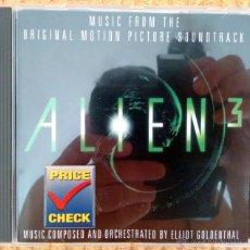 CDs de Música: ALIEN 3 (ELLIOT GOLDENTHAL) [SOUNDTRACK   BSO   OST] RARO. Lote 49724181