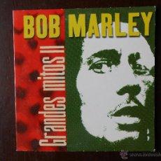 CDs de Música: CD GRANDES MITOS II - BOB MARLEY (C8). Lote 49728835