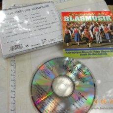 CDs de Música: MUSICA CD BLASMUSIK NA. Lote 49731590