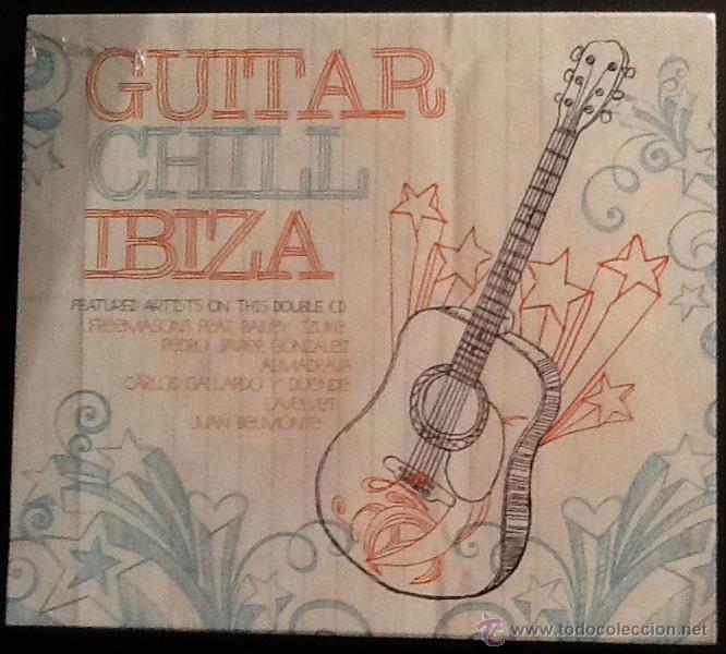 GUITAR CHILL IBIZA. DOBLE CD PRECINTADO (Música - CD's Otros Estilos)