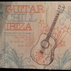 CDs de Música: GUITAR CHILL IBIZA. DOBLE CD PRECINTADO. Lote 49739711