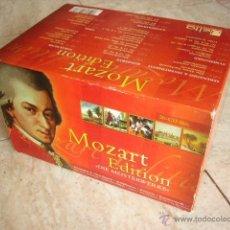 CDs de Música: ESTUCHE CON 20 CD´S. MOZART EDITION. DIE MEISTERWERKE. . Lote 49749898