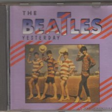CDs de Música: THE BEATLES CD YESTERDAY 16 TRACKS 1992 BRS. Lote 49761063