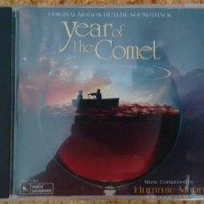 CDs de Música: YEAR OF THE COMET (HUMMIE MANN) [SOUNDTRACK | BSO | OST]. Lote 49762609