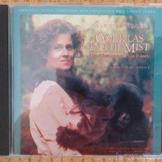 CDs de Música: GORILLAS IN THE MIST (MAURICE JARRE) [SOUNDTRACK | BSO | OST]. Lote 49762975
