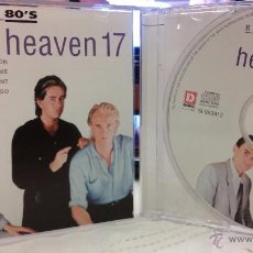 CDs de Música: HEAVEN 17 - BEST OF THE 80´S - CD / SYNTH-POP. Lote 49767854