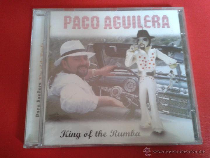 CDs de Música: cd nuevo precintado Paco Aguilera King of the rumba catalana (14 temas, 3 en catalán) - Foto 1 - 49774004