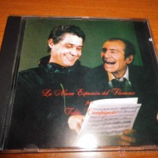 CDs de Música: FELIPE CAMPUZANO LA NUEVA EXPRESION DEL FLAMENCO BENI DE CADIZ CD ALBUM 1992 CONTIENE 9 TEMAS. Lote 71947959