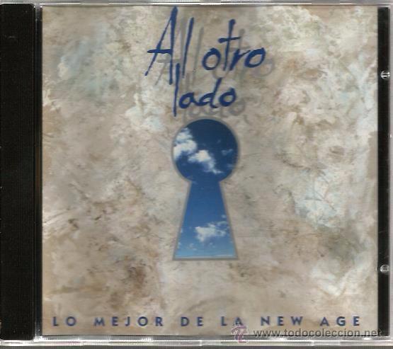 CD AL OTRO LADO, LO MEJOR DE LA NEW AGE: VANGELIS, WIM MERTENS, PHILIP GLASS, ART OF NOISE, ETC (Música - CD's New age)