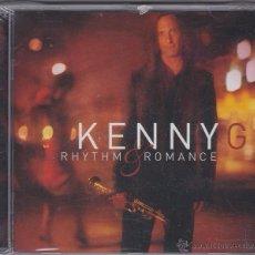 CDs de Música: KENNY G - RHYTHM & ROMANCE - PRECINTADO. Lote 49780836