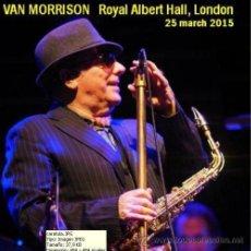 CDs de Música: VAN MORRISON - ROYAL ALBERT HALL, LONDON - 25 MARCH 2015 (2 CD). Lote 187186005
