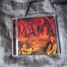 CDs de Música: MANA ARDE EL CIELO DVD+CD. Lote 143645661