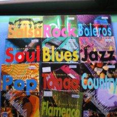 CDs de Música: LOS GRANDES EXITOS DE LA MUSICA EN POWERCD / CD CANCIONES +INFORMACION FOTOGRAFIAS .. PDELUXE. Lote 49848686