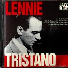 CDs de Música: LENNIE TRISTANO WITH CHARLIE PARKER,DIZZY GILLESPIE,RAY BROWN,MAX ROACH,JOHN LAPORTA.... Lote 49862870