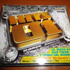CDs de Música: HITS 01 3 CD TAMARA NO CAMBIE BACKSTREET BOYS NSYNC SASH DOUBLE DEE AQUA TRIPLE CD 52 TRKS HITS 2001. Lote 71953649
