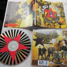 CDs de Música: MUSICA CD: MANO NEGRA BEST OF NA.E. Lote 49878825