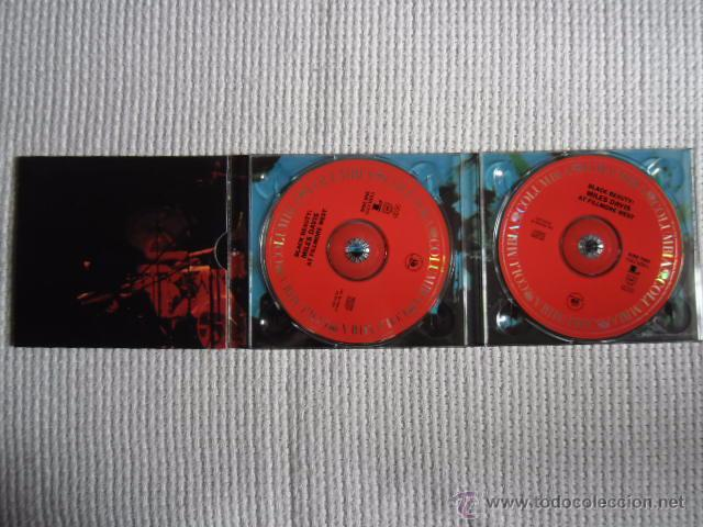 CDs de Música: MILES DAVIS - BLACK BEAUTY - AT FILMORE WEST 2 CD EU REMASTERED DIGIPACK 1997 - Foto 2 - 49882773