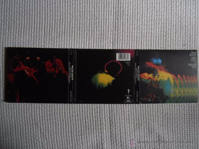 CDs de Música: MILES DAVIS - BLACK BEAUTY - AT FILMORE WEST 2 CD EU REMASTERED DIGIPACK 1997 - Foto 4 - 49882773