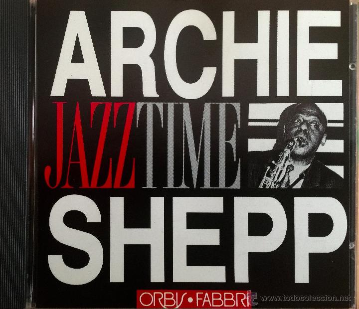 ARCHIE SHEPP-JAZZTIME (Música - CD's Jazz, Blues, Soul y Gospel)