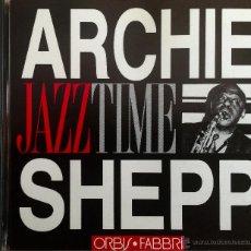 CDs de Música: ARCHIE SHEPP-JAZZTIME. Lote 49891237