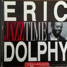 CDs de Música: ERIC DOLPHY- JAZZTIME- 11 TRACKS. Lote 49891340
