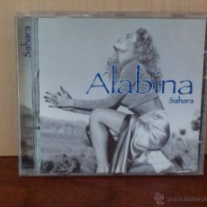 CDs de Música: ALABINA - SAHARA - CD. Lote 198197237