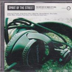 CDs de Música: SPIRIT OF THE STREET: THE VERY BEST OF INNER CITY COOL PART II - 2 CDS. Lote 49950640
