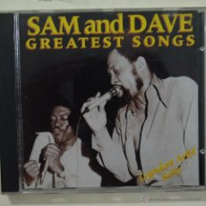 CDs de Música: SAM AND DAVE - GREATEST SONGS - CD 1995. Lote 49957105