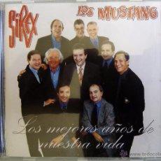 CDs de Música: SIREX. LOS MUSTANG. LOS MEJORES AÑOS DE NUESTRA VIDA. CD PICAP CD 900133-03. ESPAÑA 1999. . Lote 49957110
