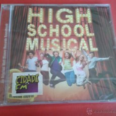 CDs de Música: CD NUEVO PRECINTADO HIGH SCHOOL MUSICAL WALT DISNEY SOUNDTRACK ORIGINAL MOVIE 13 TEMAS REF BSO INF. Lote 49960548