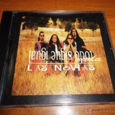 CDs de Música: LAS NOVIAS TODO SIGUE IGUAL CD ALBUM AÑO 1994 BUNBURY HEROES DEL SILENCIO 13 TEMAS. Lote 49962717