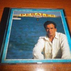 CDs de Música: JOSE LUIS PERALES AMERICA CD ALBUM DEL AÑO 1991 CONTIENE 10 TEMAS TELENOVELA MALA MUJER. Lote 49964575