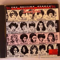 CDs de Música: THE ROLLING STONES - SOME GIRLS (CD). Lote 49983591