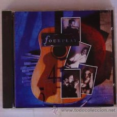 CDs de Música: FOURPLAY - FOURPLAY (CD) BOB JAMES - LEE RITENOUR - NATHAN EAST - HARVEY MASON. Lote 49984303