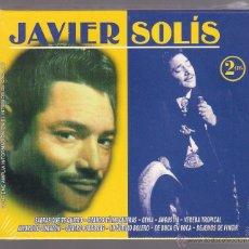 CDs de Música: JAVIER SOLIS - JAVIER SOLIS ( 2CD NOVOSON 2008 ) RANCHERAS, BOLEROS, MÉJICO.. Lote 50015636