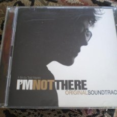 CDs de Música: BSO. I´M NOT THERE. BOB DYLAN. DOBLE CD. Lote 50019507